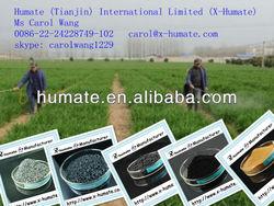 95-100%min Water Soluble Potassium Humate, Humic Acid, Leonardite/ Lignite Organic Fertilizer (Manufacturer)