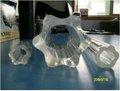 Hohe freie borosilikatglas 3.3 pflaumenblüte rohr und schlauch für beleuchtung glasrohr glasröhren