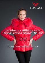 2014 New Design women coat and skirt