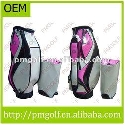 Pink Custom Made Golf Bag
