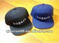 Pop personalizzati bordo piatto snapback caps/cappelli