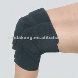 Self heated Nano Far Infrared Tourmaline Knee Wrap