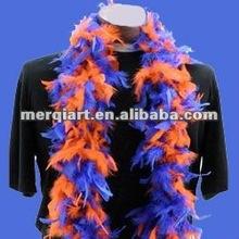 Fashion turkey feather boas
