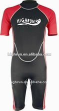 (Hot Selling)Men's Shorty Sleeve Neoprene Surfing Suit