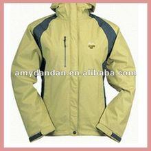Mens 2012 latest nylon jackets
