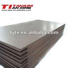 2012 HOT SALE Rustless Titanium plate price