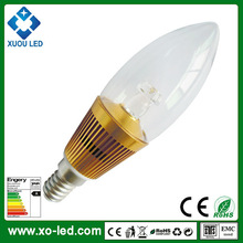 Low Voltage LED Decorating Candle Light E12 1*3W