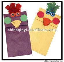 2012 promotion paper handbag/QY handbag