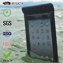 2014 hot pvc tablet waterproof bag