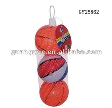 GY25862 combination pvc education basketball