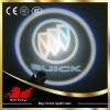 2012 The newest Buick 12V led car logo door light/laser light/emblem light
