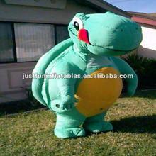 shining inflatable figure