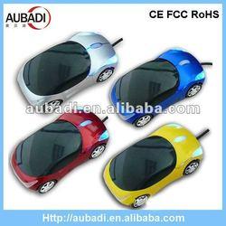 Shining Light 3D BMW Car Mouse