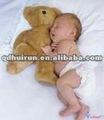 del pañal del bebé y el uso de los pp spunbond tela no tejida