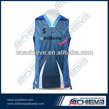 professional sublimation team basketball jerseys