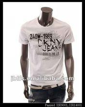 Fashion o-neck mens design t shirt