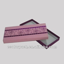 Paper pen box packing