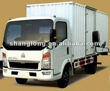 HOWO 1 ton Mini Cargo Van
