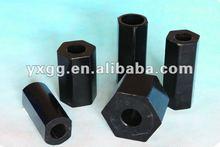 Hexagonal steel tube