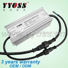 Waterproof LED Driver (constant voltage) 45W(12/24/36VDC)