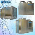 Comercial de hotel calefacción y aire acondicionado bomba de calor