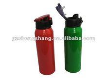 aluminum empty bottles/travel bottle(BPA Free 100%)