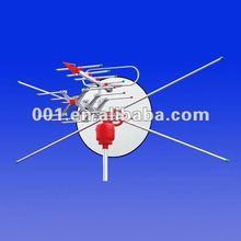 Item No: J833, 2014 parabolic dish antenna