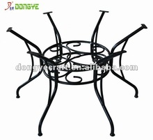 Table Accessory outdoor cast iron table base