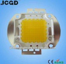 High power Epileds chip led 45mil/40mil 100W