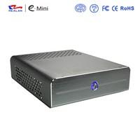 horizontal computer case transparent aluminum computer case i3 ,Welcome OEM, no compulsive quantity requirement .