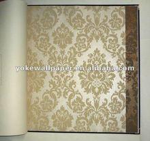 2012 wallpaper Deep Embossing foaming Wallpaper