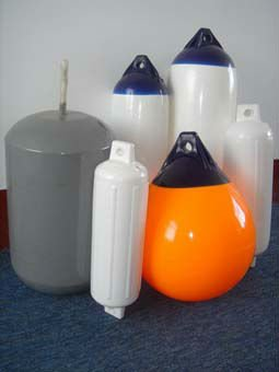 PVC material buoys with high quality