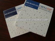 Mineral Fiber Ceiling Board / Mineral Fiber Board / Mineral Wool Board