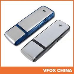 4GB USB Memory Audio Sound Recording Gadget Ear Voice Audio Recorder Hidden USB Flash Drive
