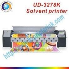 Large format solvent printer UD-3278K