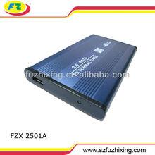 Hot sale!USB 2.0 2.5'' SATA/IDE HDD Enclosure hard drive disk hdd case/box /caddy
