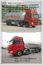 Dongfeng 34.5m3 LPG Gas Tank Truck