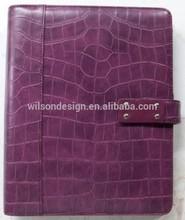 A5 Executive leather filofax organizer