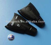 High quality Saab 4 buttons remote key shell, key blank, key case