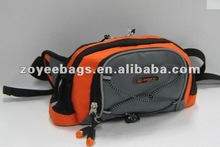 2012 fashion sport hip waist bag for men