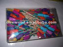 decorative party toothpicks