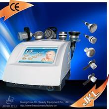 Supersonic vacuum fat cavitation slimming system