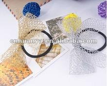 2012 hair rubber band,elastic hair band,hair bands for girls