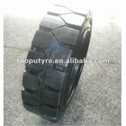 lift truck tyres, solid tires industrial solid tyres, 7.00-15