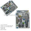 nuevo diseño lindo baby set de manicura baby set kit de aseo