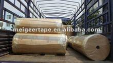 Our Venezuela Customer BOPP Packaging Jumbo Roll Tape