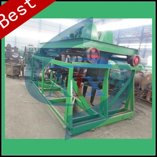 4 m tanque abono turner máquina para orgánica de fermentación
