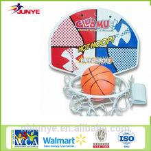 mini plastic basketball backboard