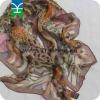 2014 fashion silk&chiffon scarf