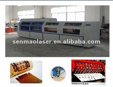 Necessity-Cylindrical die board laser cutting machine SMCY-3000